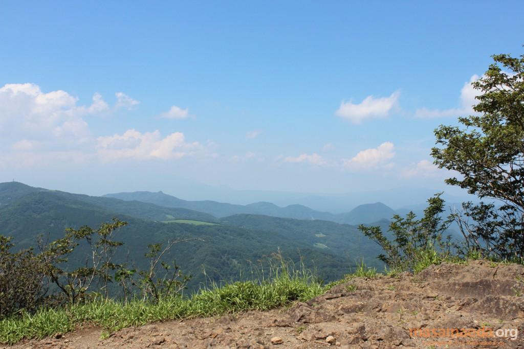 艫岩展望台の眺望2